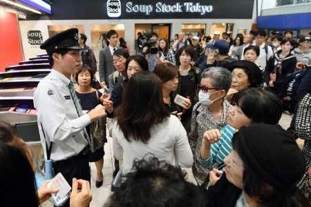 توکیو در خاموشی فرو رفت (+عکس)