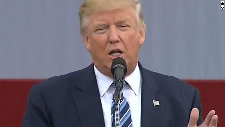ترامپ : قربانی بزرگ ترین تخریب سیاسی تاریخ آمریکا هستم