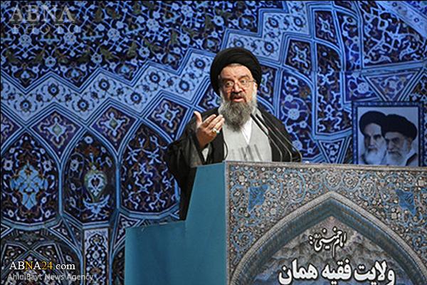 احمد خاتمی: عکسهای خشن از من فتوشاپ است/ نامردی تیتر زد که من گفتم حجاب خون می خواهد