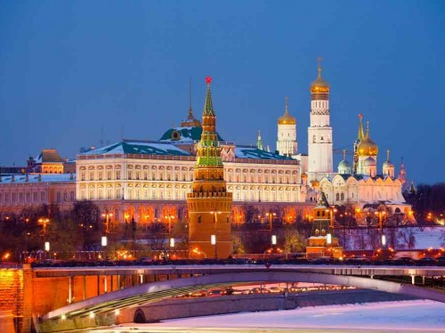 کاخ های دیدنی روسیه برای گردشگری (+عکس)