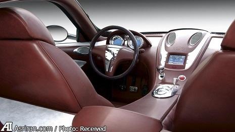 907، زیباترین مدل مفهومی کوپه پژو