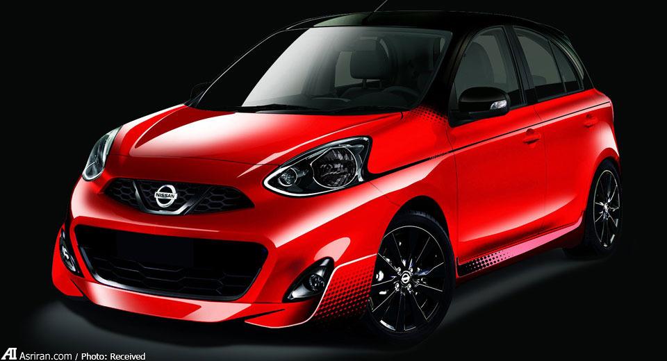 معرفی خودروی جدید نیسان در برزیل