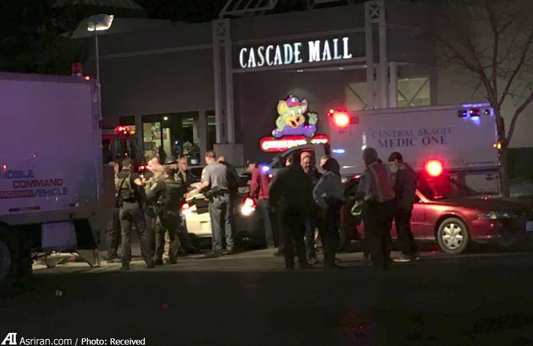 مظنون تیراندازی منجر به مرگ در آمریکا (+عکس)