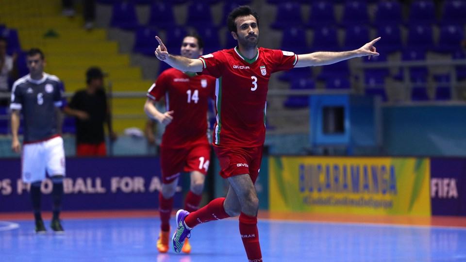 ایران 3 - 3  پاراگوئه