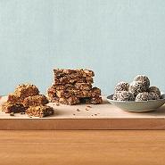 طرز تهیه شیرینیهای خوشمزه و انرژی زا