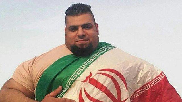 هالک ایرانی در کشتی کج آمریکا