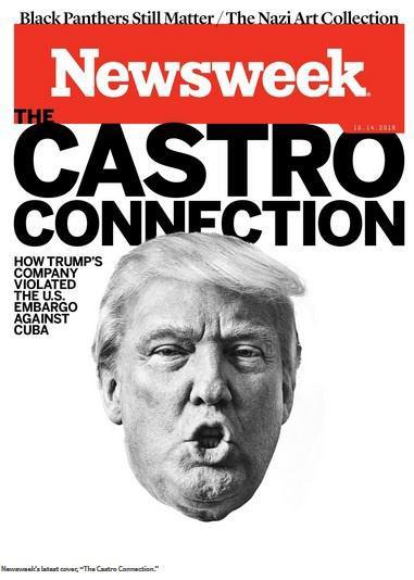 جنجال تازه در آمریکا: ترامپ تحریمهای آمریکا علیه کوبا را دور زده بود
