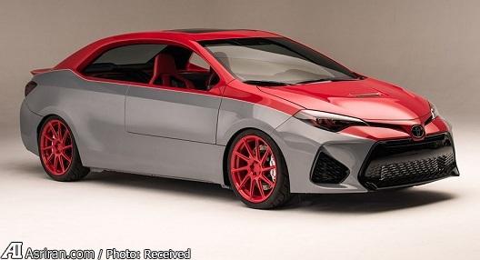 خودروهای برتر تویوتا در نمایشگاه بازار تجهیزات ویژه
