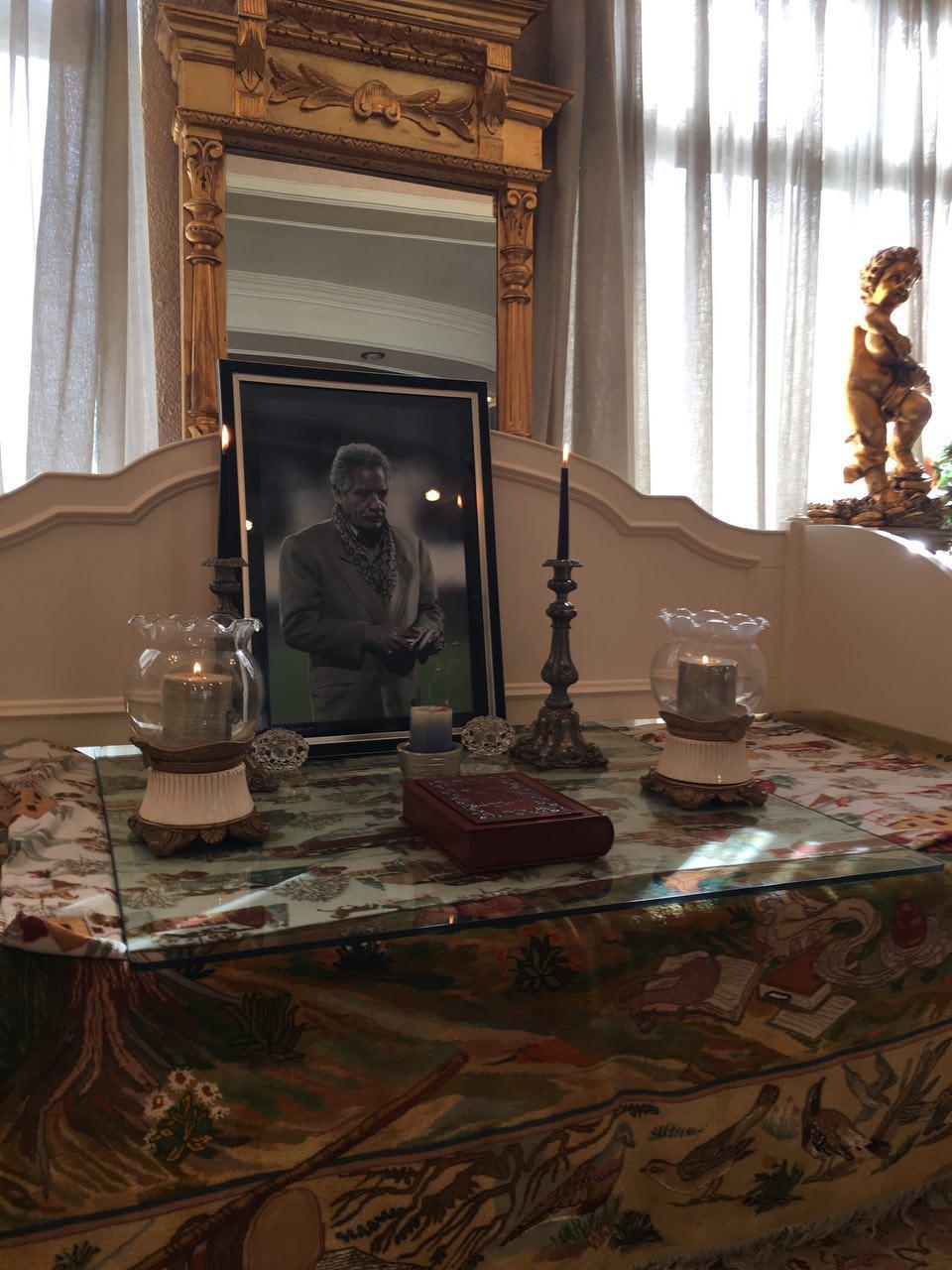 پدر استقلال در گذشت/ یک شنبه روزوداع (+عکس /پیام های تسلیت/ گزارش زنده)