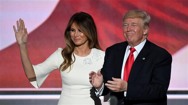 افشاگری تازه درباره همسر ترامپ