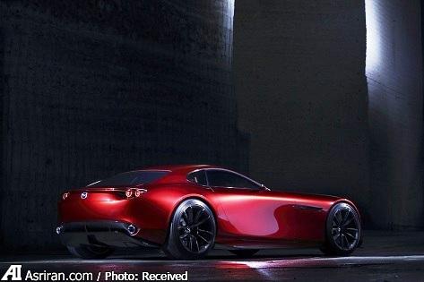 موتورهای دوار در مدلهای جدید مزدا