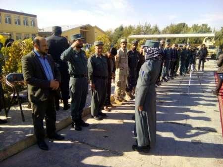 5 هزار زن به نیروی پلیس افغانستان پیوستند (+عکس)