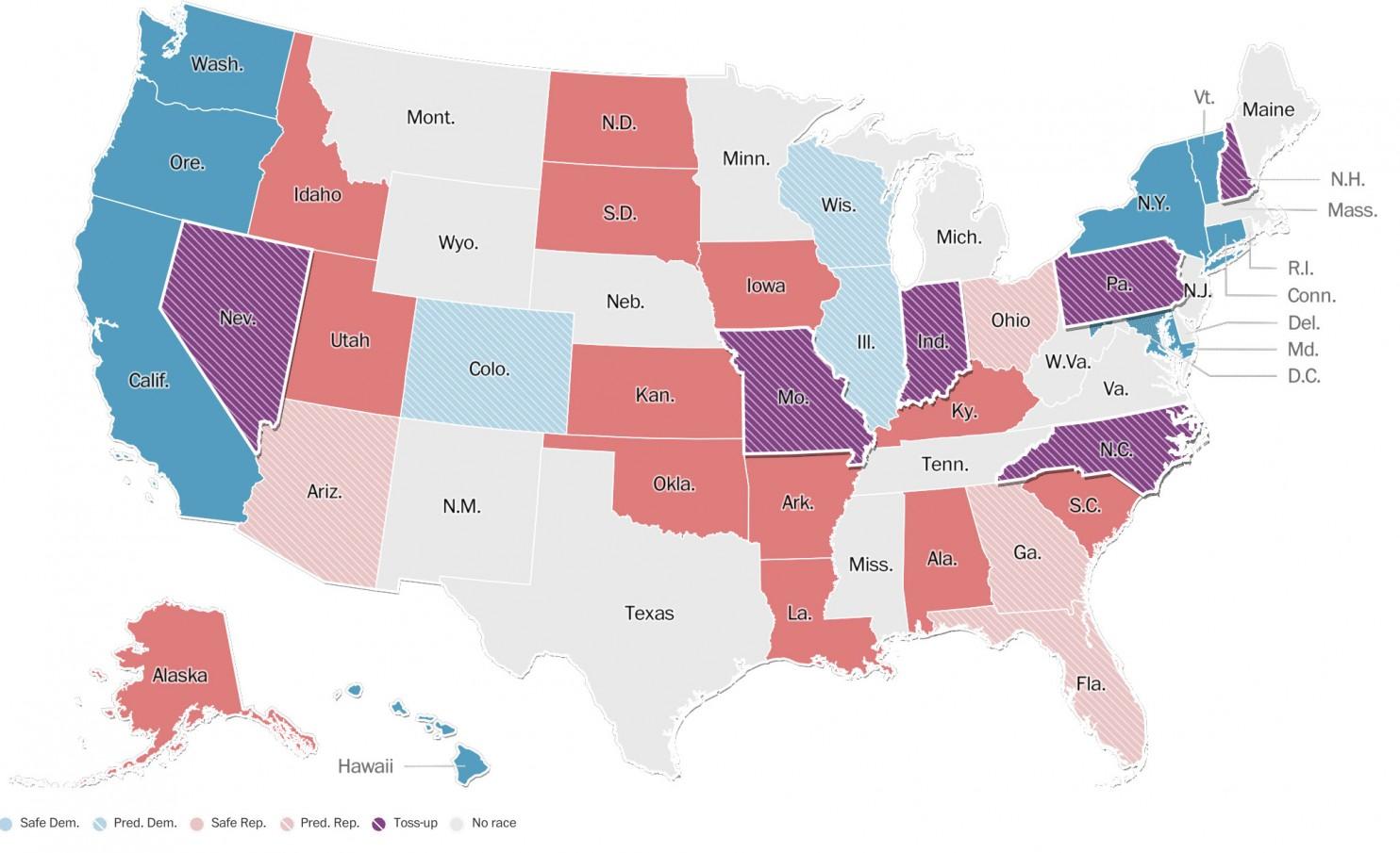 انتخابات آمریکا و مشکل پذیرش شکست!