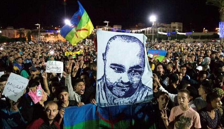 موج اعتراض و تظاهرات در پی مرگ فجیع یک دستفروش (+عکس)