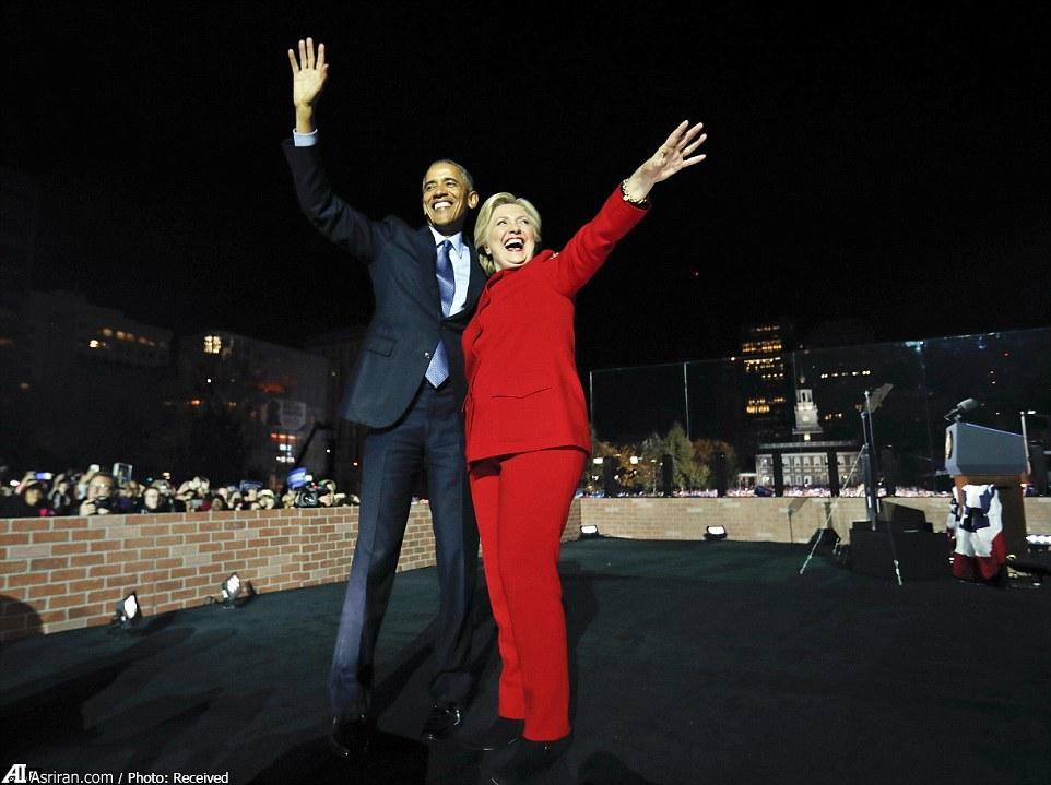 آغاز انتخابات ریاست جمهوری آمریکا از ساعاتی دیگر