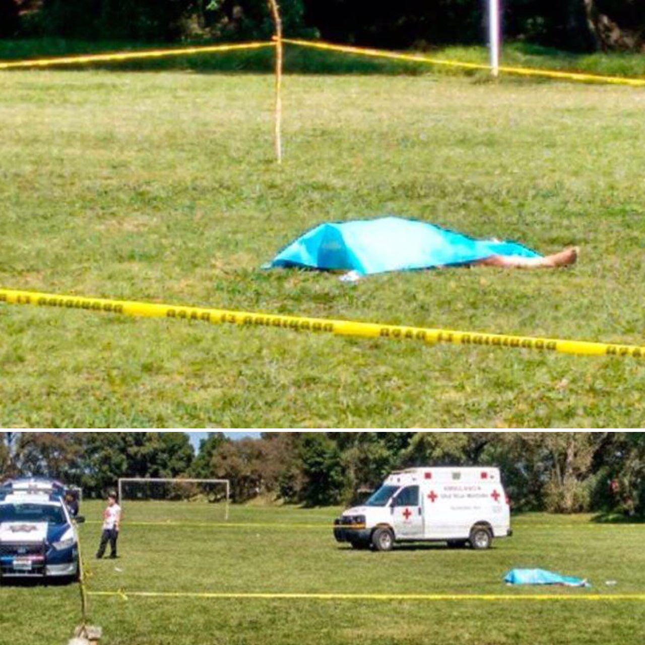 فوتبالیستی در لیگ مکزیک داور را کُشت و فرار کرد (+عکس)