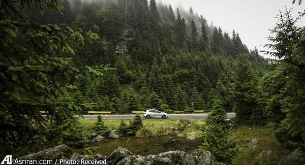 10 جاده بینظیر برای رانندگی با اتومبیل شخصی