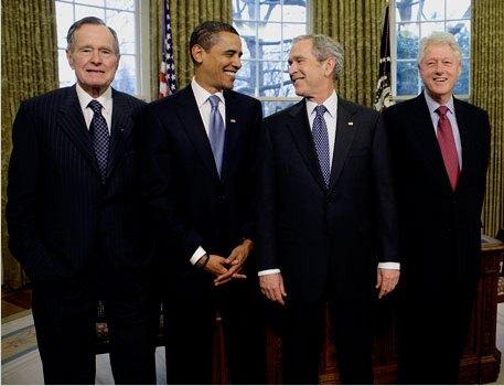4 رییس جمهوری آمریکا از پس ترامپ برنیامدند!
