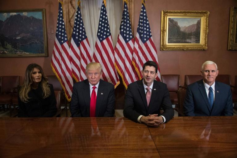 ترامپ: 3 اولویت دولت من؛ بهداشت، مهاجرت و اشتغال / مالیات ها را کاهش می دهم /