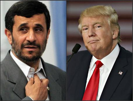 آیا ترامپ واقعا شبیه احمدینژاد است؟
