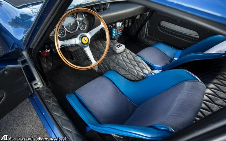 ارزش این خودروی 50 ساله 245 برابر یک فراری جدید 488 است