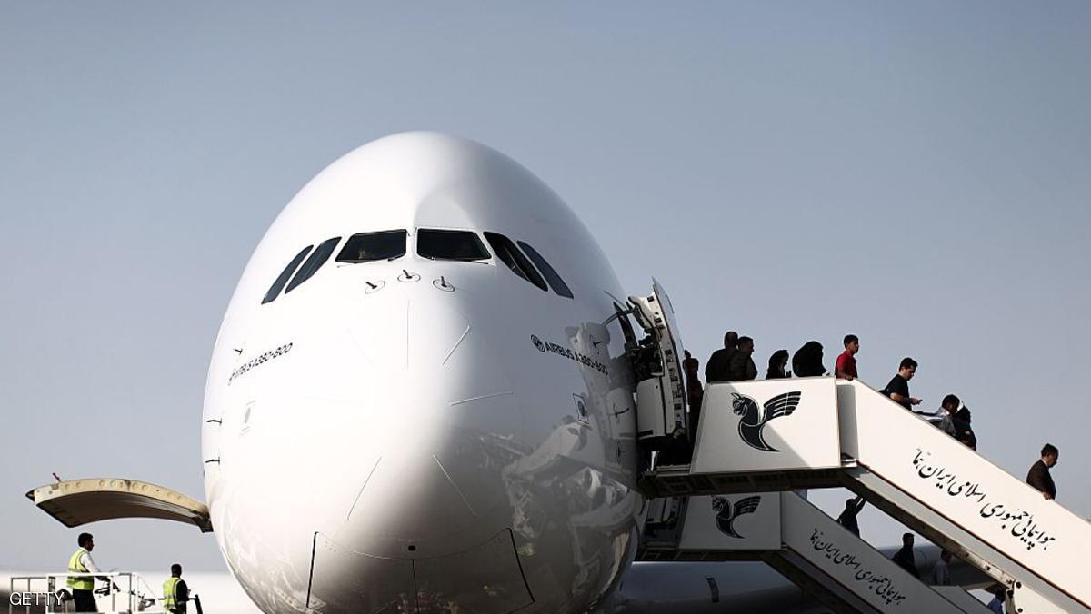 تهدید اوباما به وتو طرح کنگره برای ممنوعیت فروش هواپیما به ایران