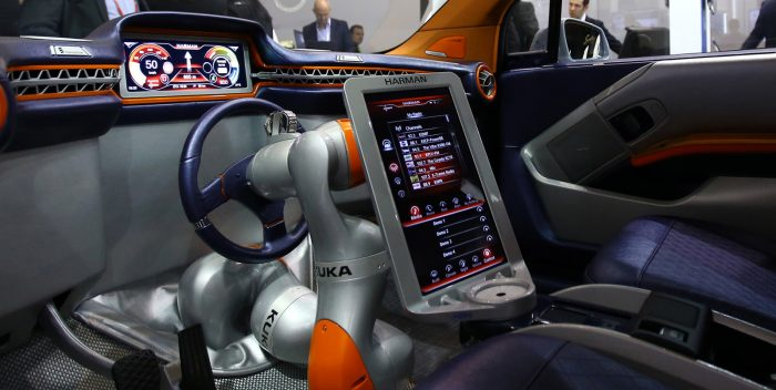 ورود سامسونگ به شرکتهای خودروسازی