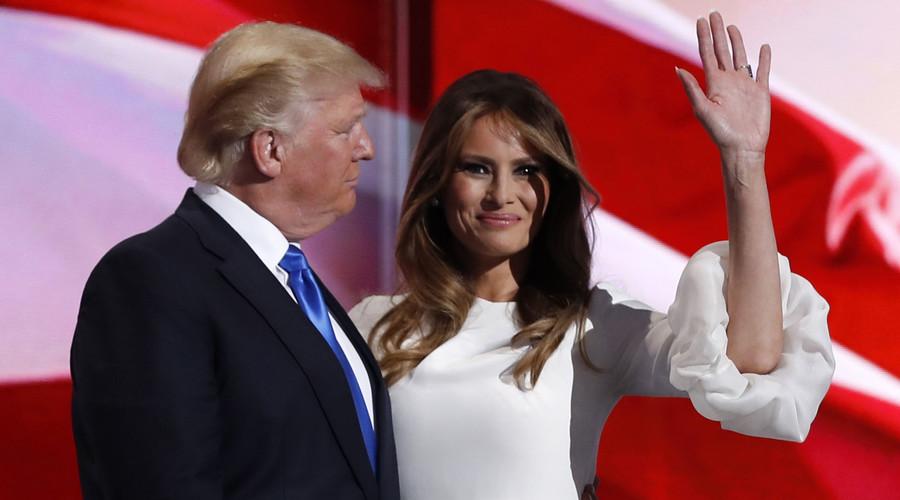 تحریم همسر ترامپ از سوی یک طراح لباس فرانسوی: دوست ندارم اسمم با ترامپ مرتبط شود