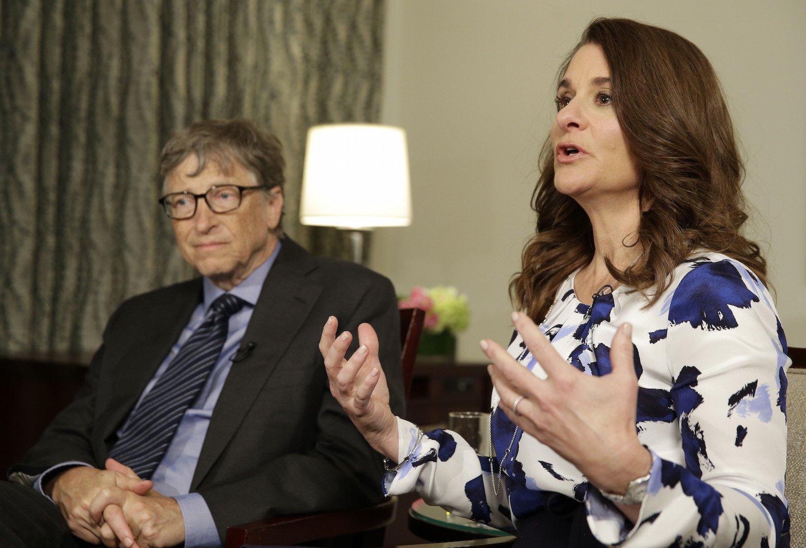 بیل گیتس : فرزندانم به بخشیدن ثروت خانوادگی به خیریه افتخار می کنند