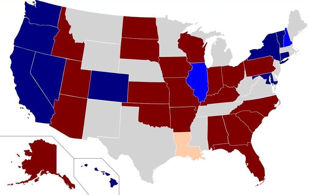 کنگره؛ جمهوری خواه باقی ماند