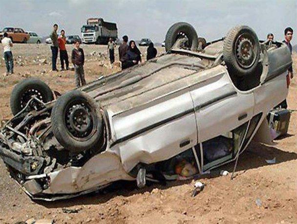 سقوط خودرو به داخل دره در چالوس 4 کشته بر جا گذاشت
