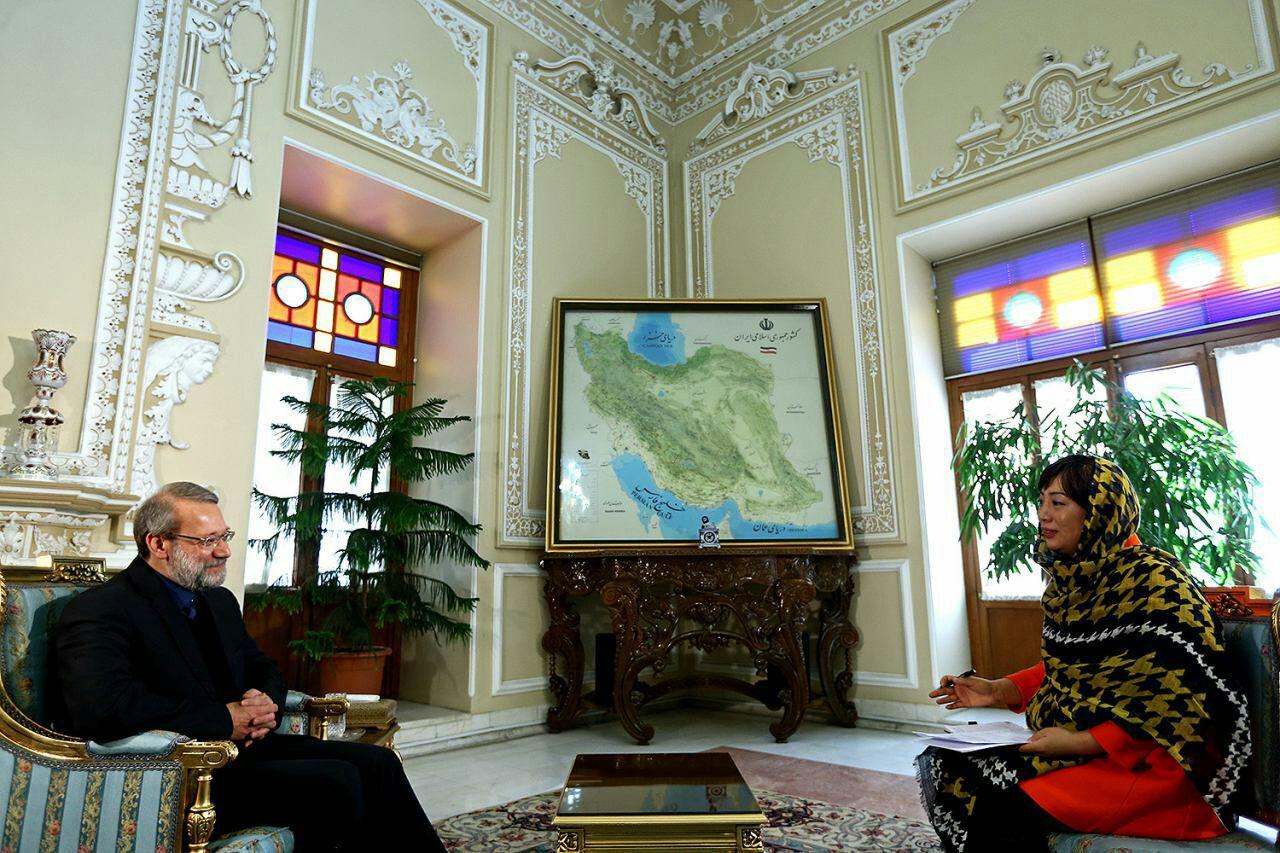 لاریجانی: کاندیدای انتخابات ریاست جمهوری نمی شوم/بازگشت جنگنده های روسیه به همدان بستگی به شرایط دارد