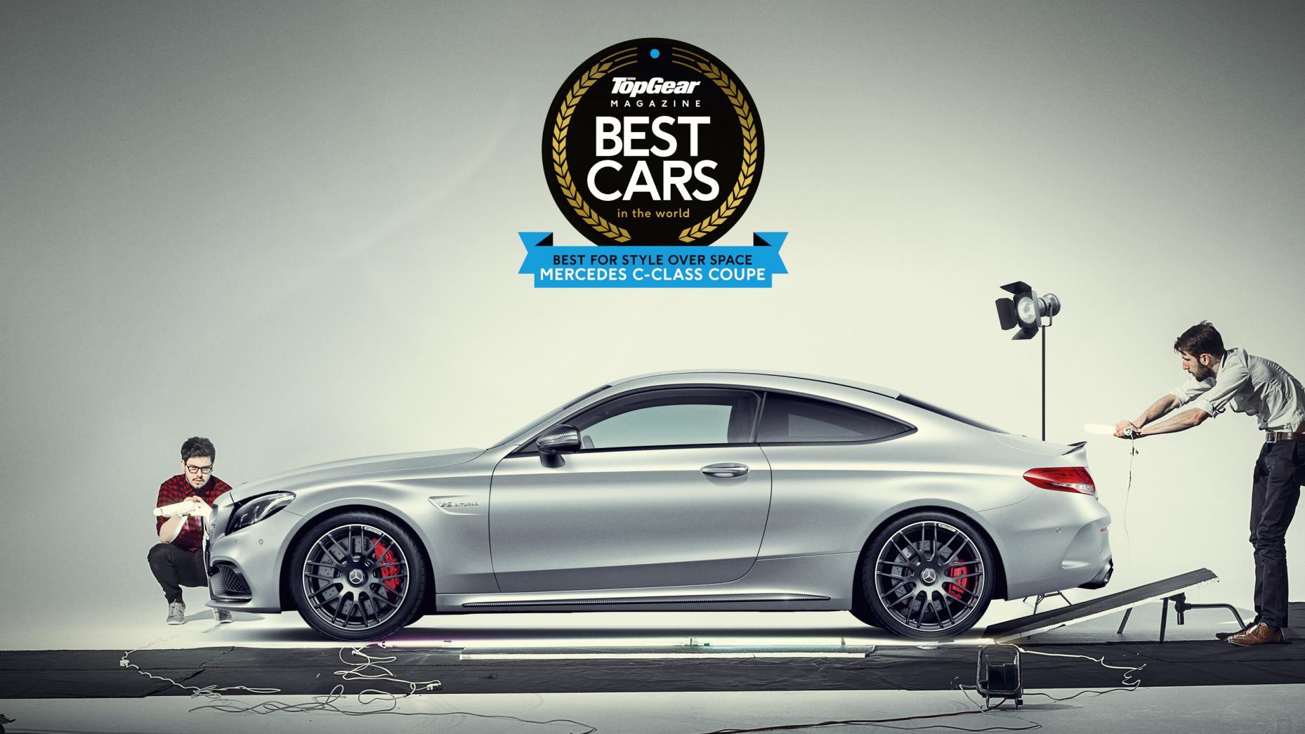 خودروهای منتخب سال از نگاه مجله تاپگیر (به روایت تصویر)