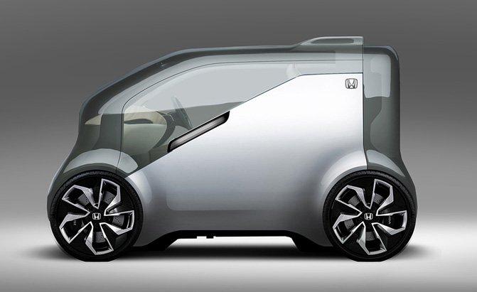 خودروهای آینده هوندا
