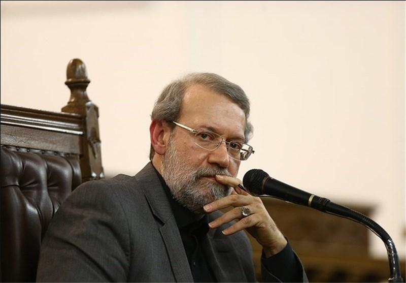 علی لاریجانی:حساب ها به نام رئیس قوه قضاییه نیست و به نام خود قوه قضائیه است/ برجام باید با دقت بیشتری نوشته میشد