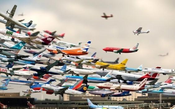 10 درصد تخفیف تمام پروازها، به مناسبت روز جهانی هواپیمایی (اطلاع رسانی تبلیغی)