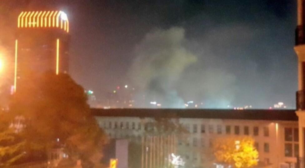 20 زخمی در 2 انفجار استانبول/ انفجار در نزدیکی استادیوم بشیکتاش