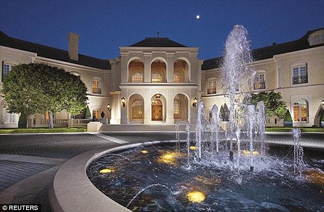 خانه 160 میلیون پوندی دیوید بکهام (+عکس)