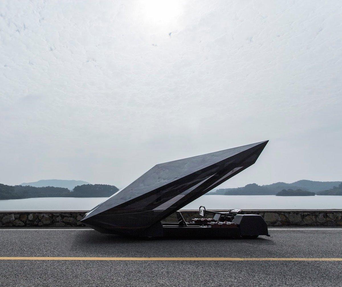 عجیبترین خودروهای سال 2016
