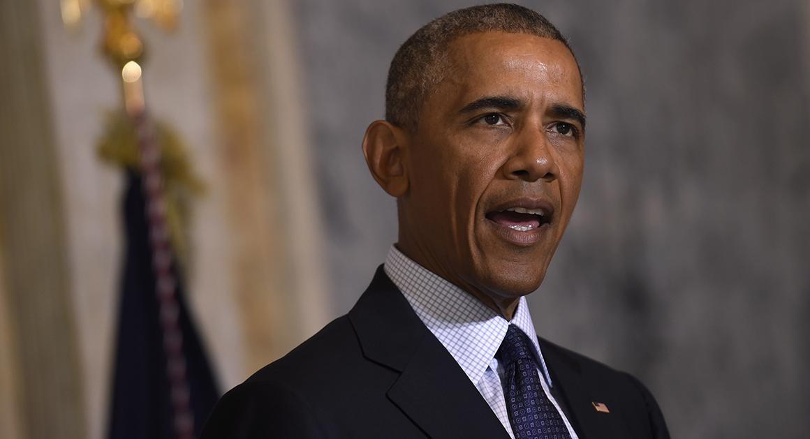 اوباما از امضای قانون تمدید تحریم های ایران خودداری کرد