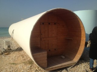 ساخت دهکده گردشگری در بندر عسلویه (+عکس)