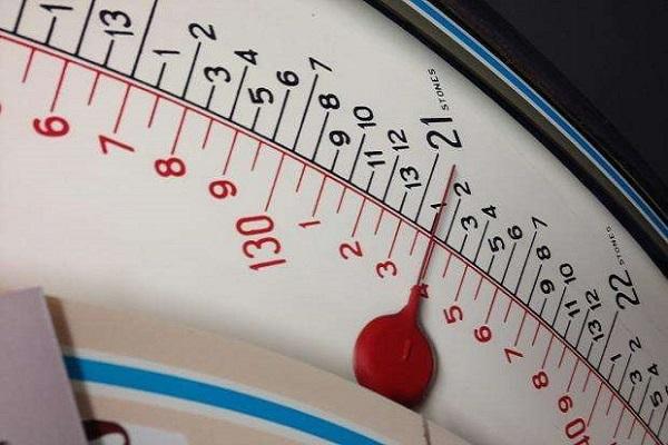 امنترین میزان کاهش وزن در طول زمان چقدر است؟
