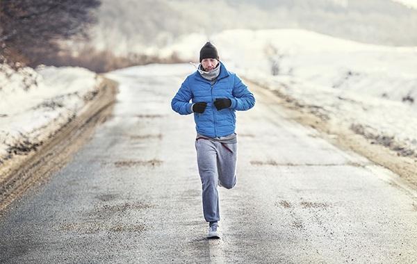فواید سلامت آب و هوای سرد