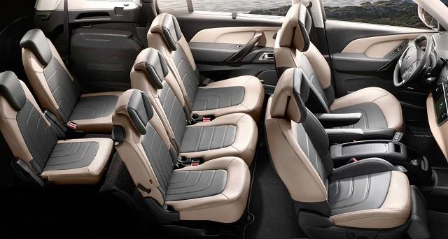 بهترین صندلیها را در این 10 خودرو ببینید