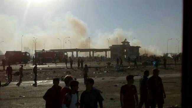 انفجار در استان بابل عراق 12 کشته بر جا گذاشت/ تعدادی از کشته شدگان ایرانی هستند