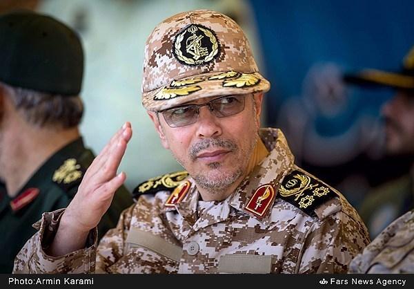 سرلشکر باقری: شاید زمانی در سواحل یمن یا سوریه پایگاه داشته باشیم/ با وجود رفع تحریمها بخش زیادی از پول نفت وارد کشور نشده است