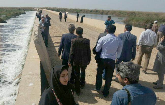 روایت سفر یک روزه به هورالعظیم (+عکس)