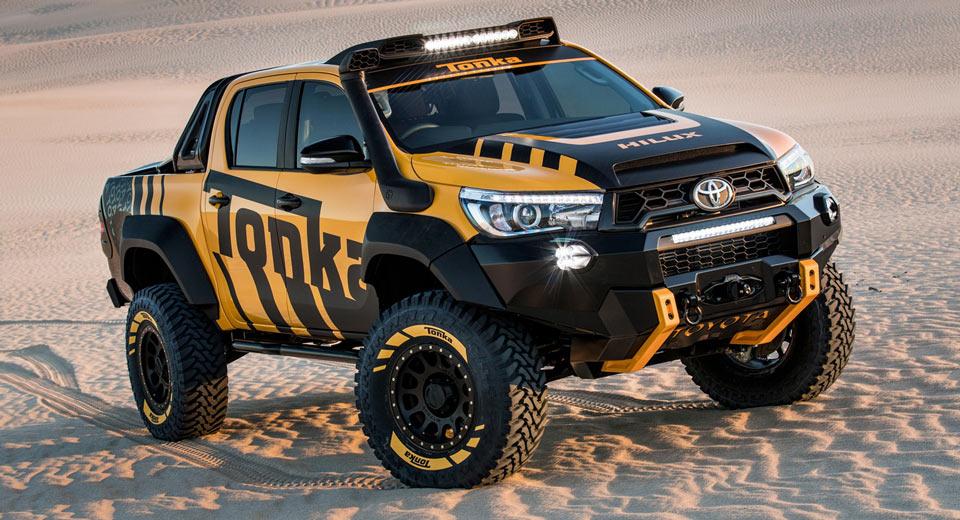 هایلوکس تونکا مشخصات تویوتا هایلوکس قیمت تویوتا هایلوکس خودرو پیکاپ آفرود چیست آفرود تویوتا