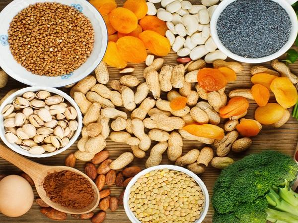 برترین منابع گیاهی برای تامین آهن