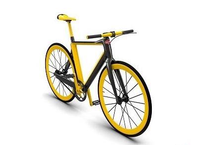 معرفی دوچرخه بوگاتی با قیمتی نجومی